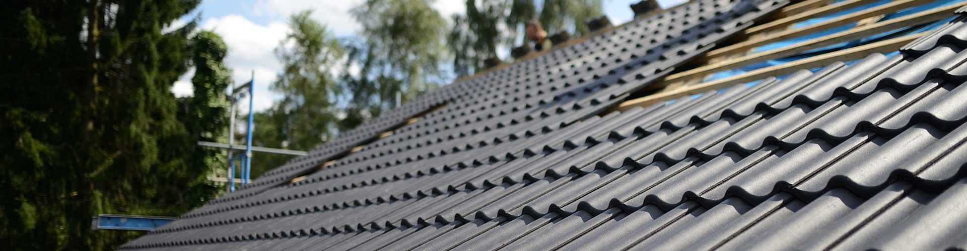 Travaux d'étanchéité et entretien toiture