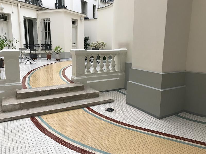 Etanchéité terrasse